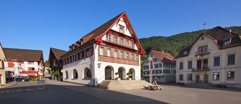 Rathaus Berneck