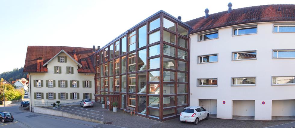 Panorama Altersheim