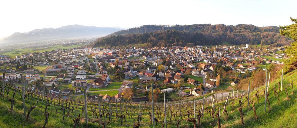 Panorama Berneck