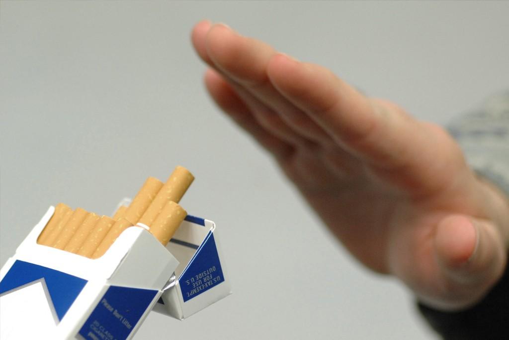 Rauchfreies Altersheim