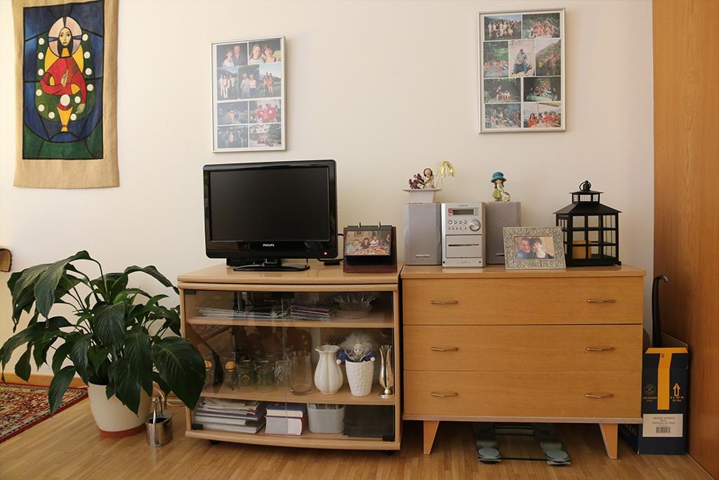 Reinigung der Zimmer
